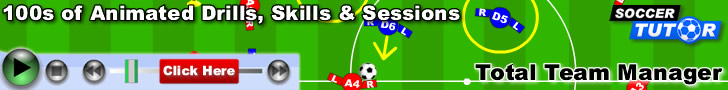 350 Animated Soccer Drills, Management, Evaluation & Reports