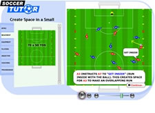 Soccer Drills | Soccer Coaching Software | Football Training