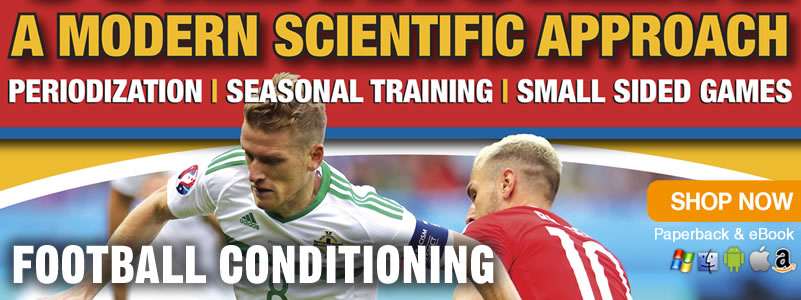 Football Conditioning - Periodization | Seasonal Training | Small Sided Games