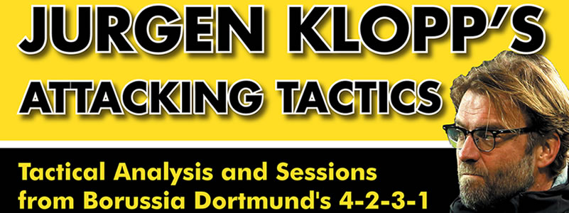 Jurgen Klopp's Attacking and Defending Tactics and Sessions