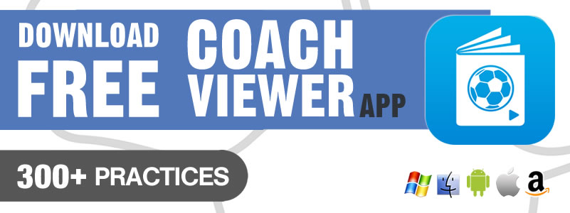 Coach Viewer App - 200+ Free Practices