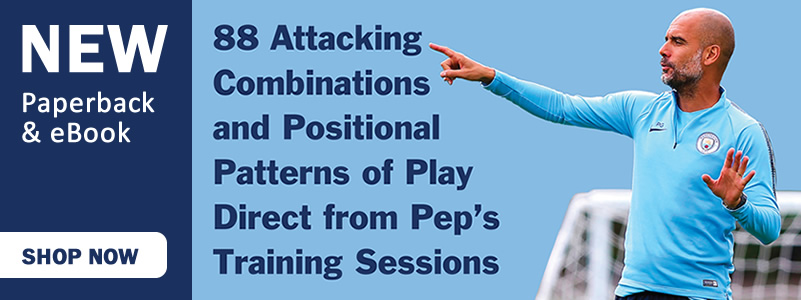 Pep Guardiola Attacking Tactics