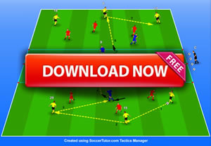 Coaching Positional Play Expanisve Football Tactics