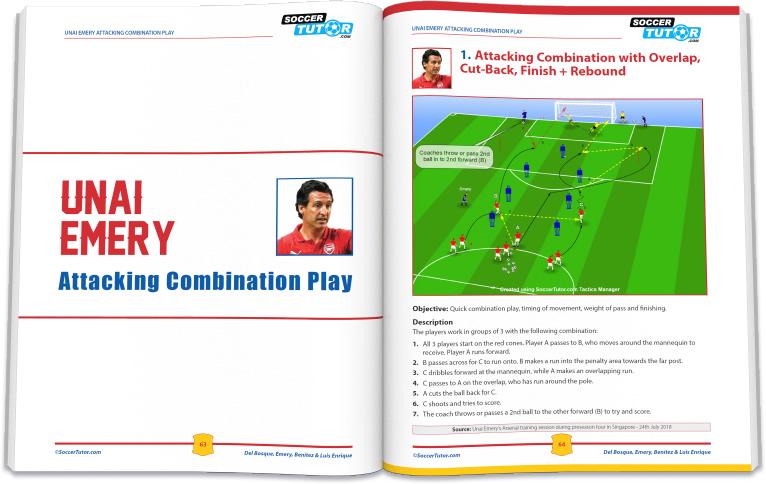 Coaching Transition Play Vol. 2