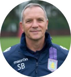 Steve Aston Villa U21