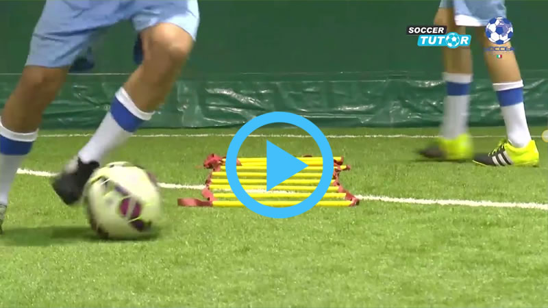 VIDEO 2: Ball Mastery, Speed and Coordination