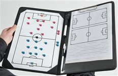 Pro Soccer Magnetic Coaches Tactic Folder