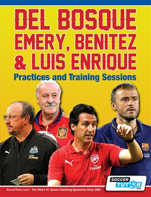 Del Bosque, Emery, Benitez and Luis Enrique