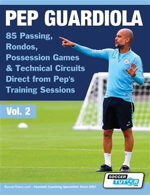 Pep Guardiola Practices from Pep's Sessions