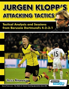Jurgen Klopp's Attacking Tactics Positional Play